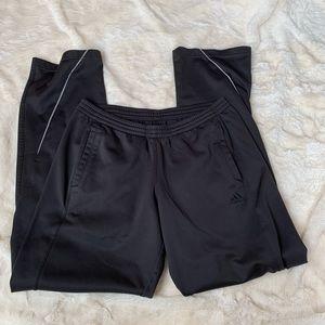 Adidas pants black Men's S Small.